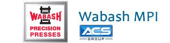 Wabash MPI offers hydraulic, pneumatic and electric presses.