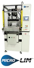 MICROLIM Hybrid Servo-Pneumatic Liquid Injection Molding Machine