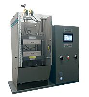 Carver auto series plus presses available in 15 to 48 ton capacity for the laboratory or R&D facility.