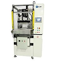 Wabash MPI MICROLIM hybrid servo-pneumatic liquid injection molding machine is Ideal for short run applications, easy changeover & cleanout.