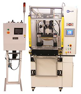 MicroLIM™ liquid silicone injection machine.
