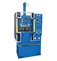 Wabash MPI transfer molding press For molding and encapsulating rubber or plastic parts, 30 to 450 ton capacity.