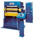 Compression molding presses.