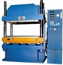 Large platen custom hydraulic presses.